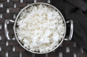How-to cook perfect steamed rice