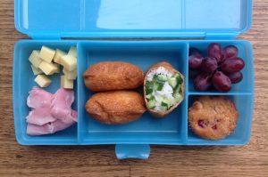 Ten non-sandwich lunchbox ideas