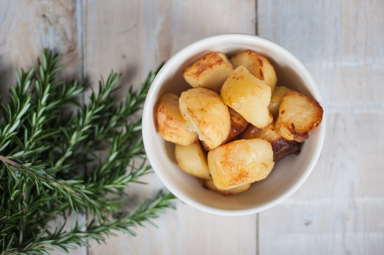 Perfect roast potatoes: every time