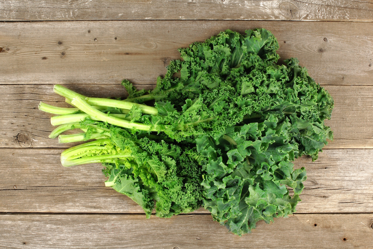 Hail curly kale? What's the fuss about?