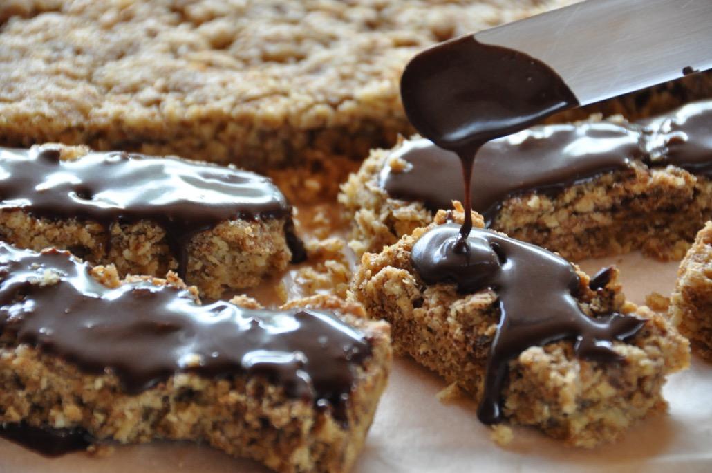 Gluten-free weetbix bars