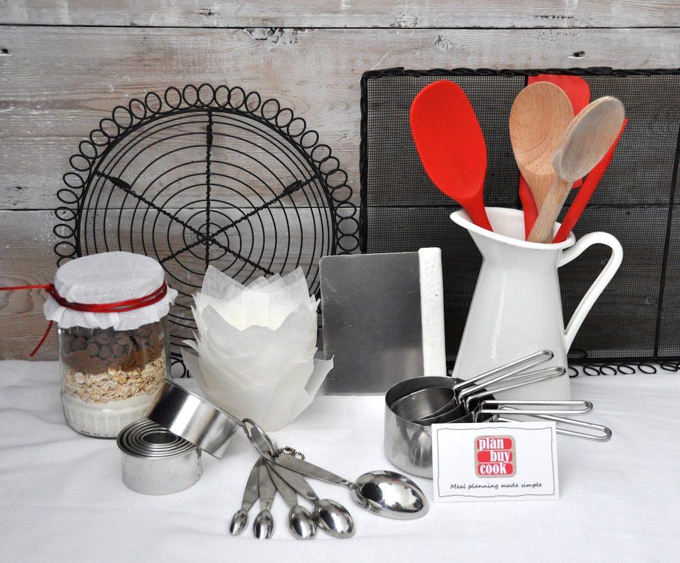 Christmas present ideas for baking goddesses and gods