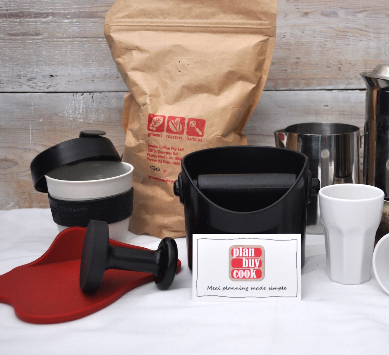 Christmas present ideas for the coffee lover