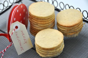 XMAS SAVOURY BISCUITS