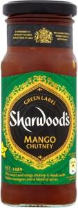 sharwoods mango chutney