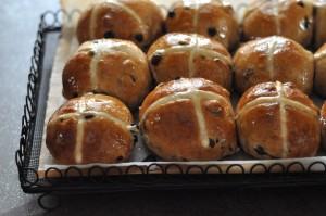 The best hot cross buns ever