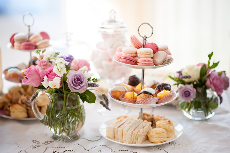 Afternoon Tea Party Food Ideas