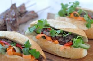 Banh mi – Vietnamese rolls