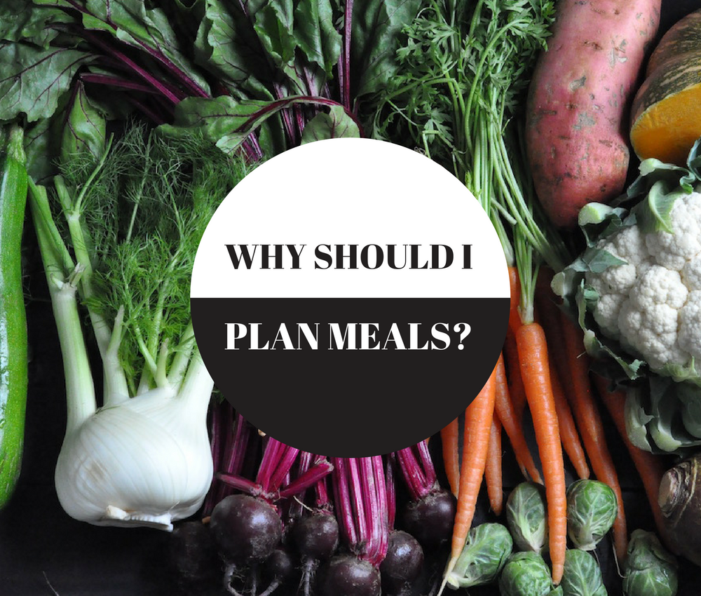 Why should I embrace meal planning?
