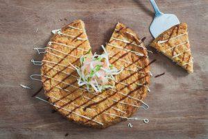 Japanese pancake – Okonomiyaki