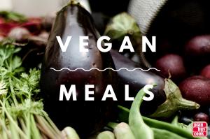 Nine great vegan meals