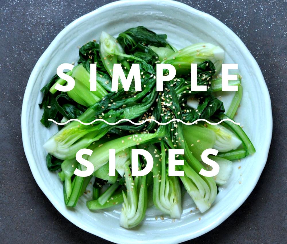 Simple sides