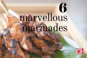 Marvellous marinades