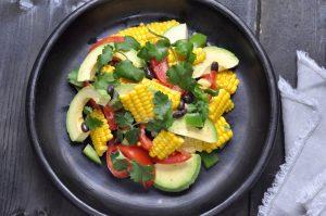 Mexican corn salad