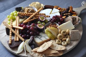 Cheese platters that rock