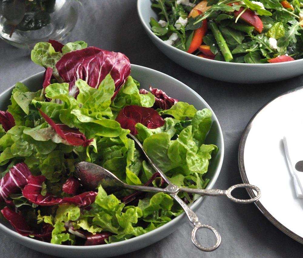 Easy Christmas Day salads
