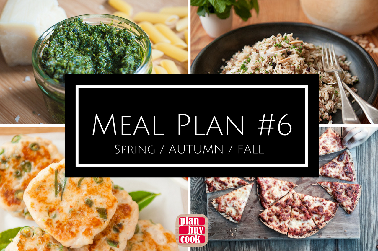 Quick meals for warm weather from PlanBuyCook